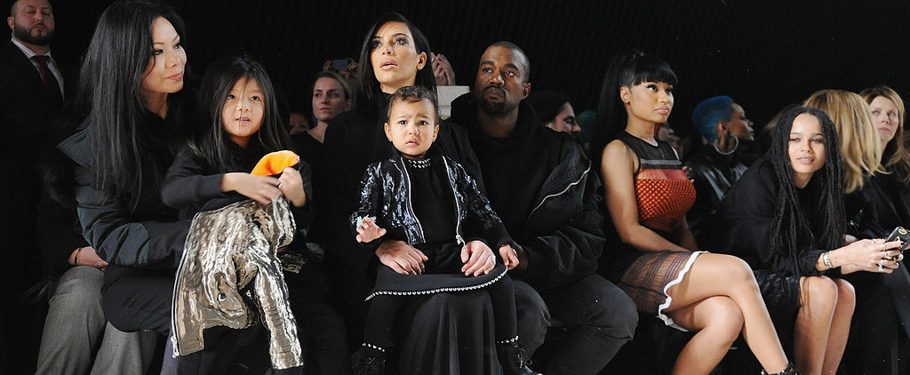 North West's Custom Alexander Wang Outfit Puts Street Style Stars to Shame