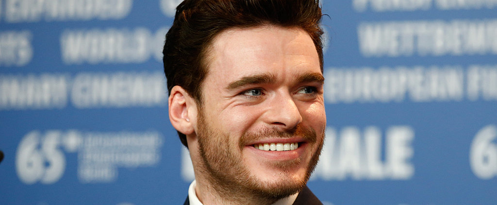 It's Possible That Richard Madden Is a Real-Life Prince Charming