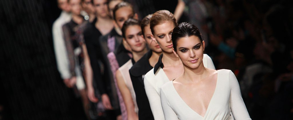 20 Times You Wished You Were Kendall Jenner at Fashion Week