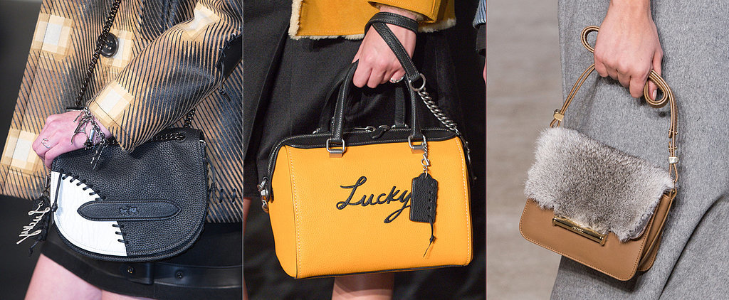 The New York Runway Bags We Already Want to Buy