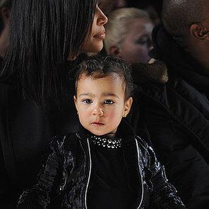Kim Kardashian Talks North West Style