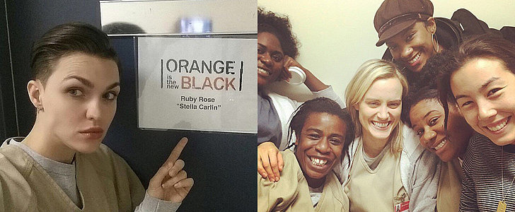 Orange Is the New Black: The Cutest Pictures From the Season 3 Set