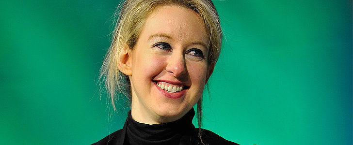 10 Fast Facts About Elizabeth Holmes, America's Youngest Female Billionaire