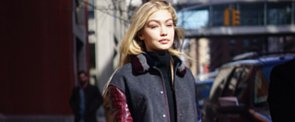 Proof Gigi Hadid Is Mastering Fashion Week