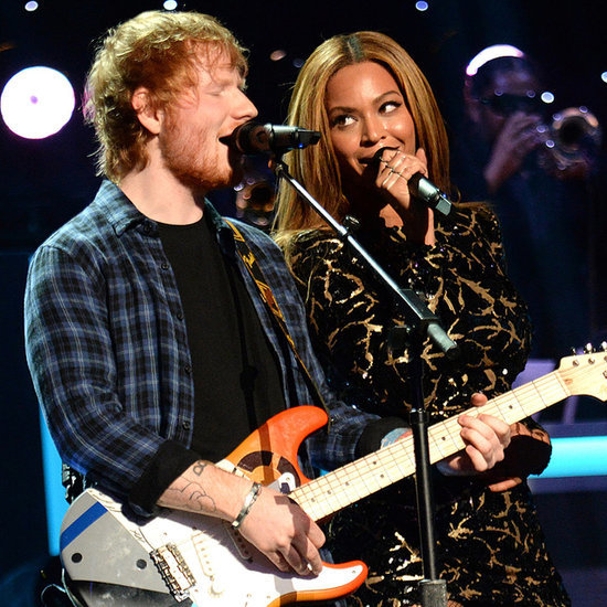 Beyoncé and Ed Sheeran Put a Modern Spin on Stevie Wonder's Classic Hits