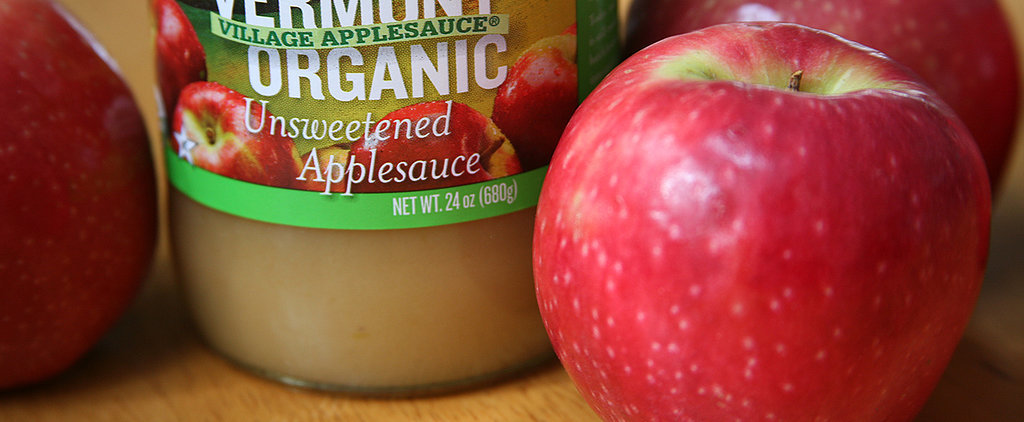 Grab a Jar of Applesauce, Ditch the Butter and Eggs, and Bake Up These Healthy Recipes