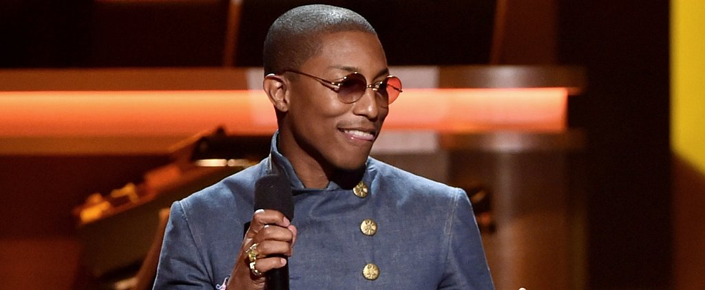 Pharrell Williams May Be the Author of Your Child's New Favorite Book