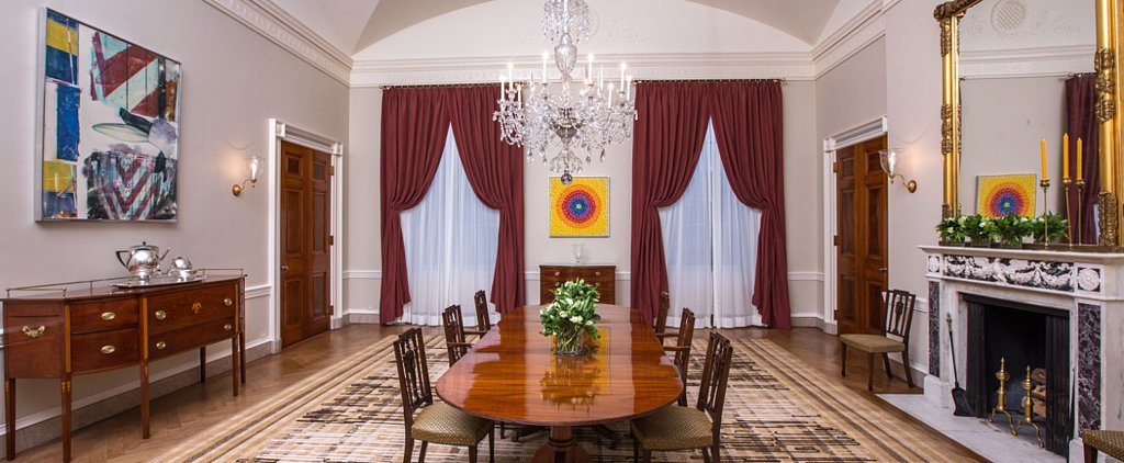 Why Michelle Obama Is a Home-Decorating Genius