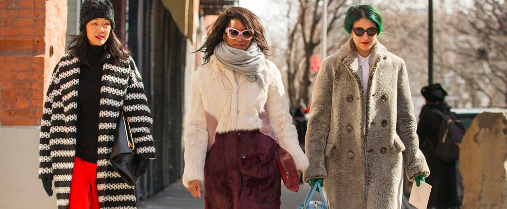 The Best Dressed Street Style Stars of NYFW