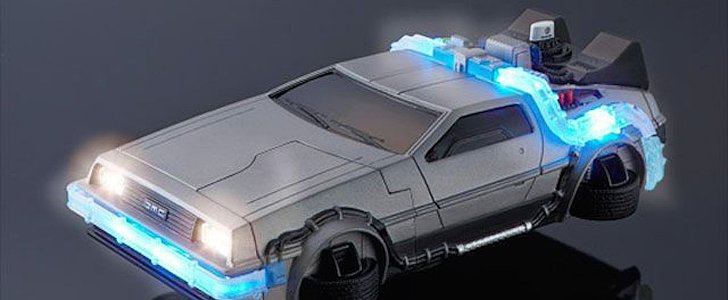 Back to the Future Fans Will Freak Over This Incredible iPhone Case