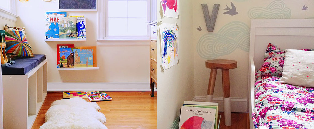 A Little Girl's Bedroom Makeover (Full of Ideas You Can Really Use!)