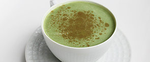 Starbucks DIY: A Lower-Calorie, Sugar-Free Green Tea Latte