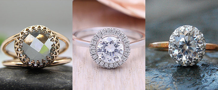 26 Stunning Engagement Rings That Cost Under $50
