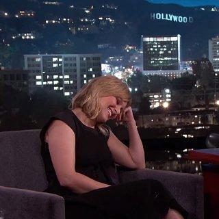 Kristen Bell Raps on Jimmy Kimmel Live!