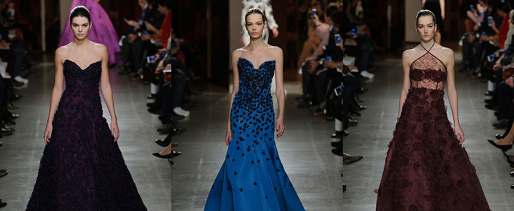 8 Must-See Moments From Peter Copping's First Oscar de la Renta Collection