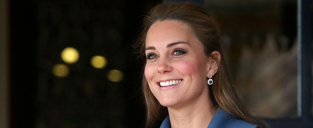 Pregnant Kate Middleton Has a Rosy Glow During Her Latest Royal Outing