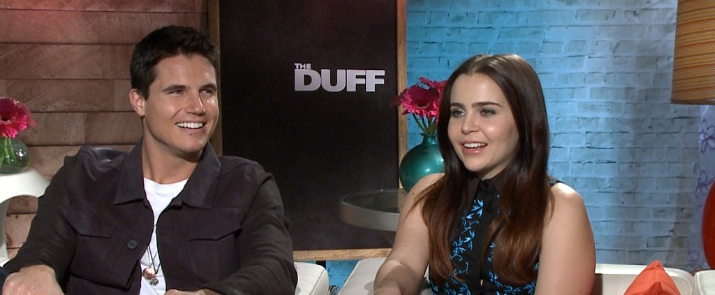 The Duff's Mae Whitman and Bella Thorne Reveal Their Teenage Insecurities