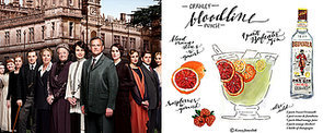 2 Downton Abbey-Themed Cocktails Perfect For Your Finale Party
