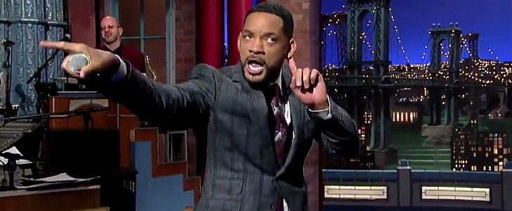 """Will Smith Got Down Big Willie Style and Expertly Rapped """"Gettin' Jiggy Wit It"""""""