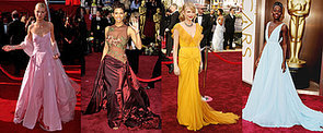 81 Unforgettable Looks From the Oscars Red Carpet