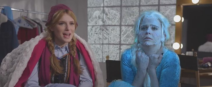 This Spoof Proves That Frozen Probably Shouldn't Be a Live-Action Movie
