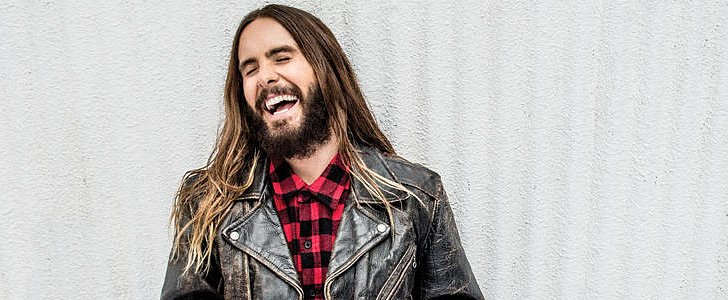 "Jared Leto Has to Eat ""Every Couple of Hours"" For His New Movie Role"