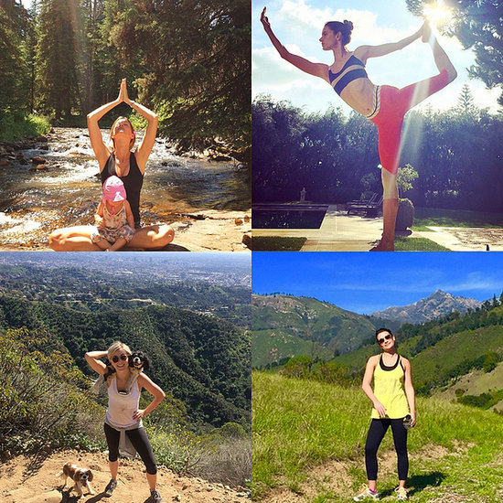These Celebrity Instagrams Will Inspire You to Hit the Gym —Right Now