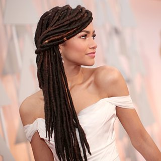 Zendaya's Dreadlocks at the Oscars