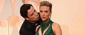 Was läuft da bitte zwischen Scarlett Johansson und John Travolta?!