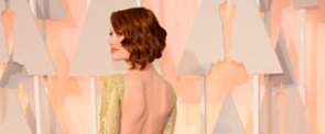 Emma Stone's Glamorous Oscars Hair Will Make You Want to Get a Lob