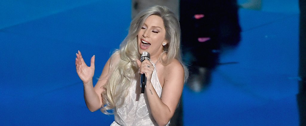 Lady Gaga's Epic Tribute to Julie Andrews Made the Oscars Worth Watching
