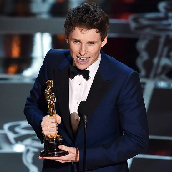 Eddie Redmayne Quotes at the Oscars 2015