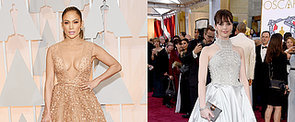 Mother of Pearl: The Most Beautifully Embellished Dresses on the Oscars Red Carpet