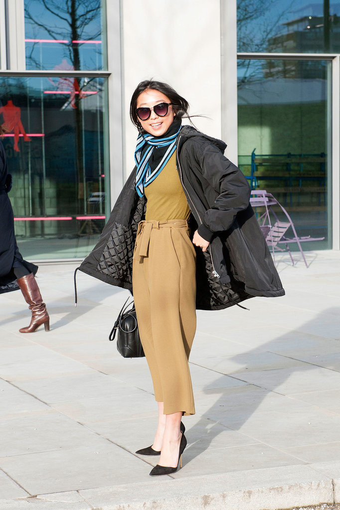 Lfw Street Style Day Three Ciao Milano The Best Street