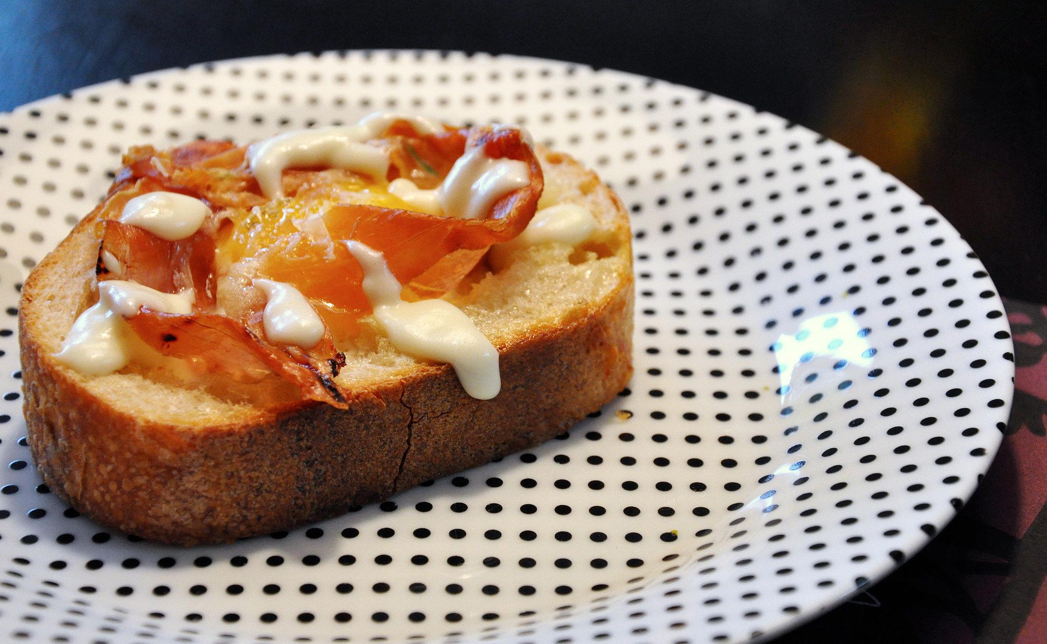 Mother Hen Toast
