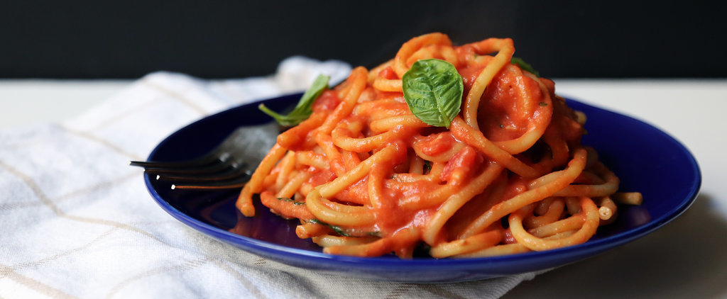 There's Absolutely No Excuse Not to Make Homemade Tomato Sauce With This Recipe