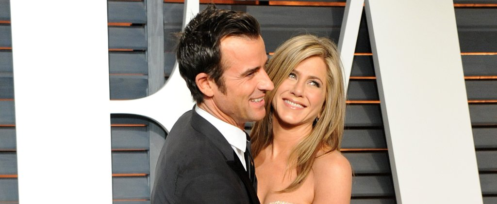 Jennifer Aniston and Justin Theroux Win the Oscar For Most Publicly Affectionate Duo