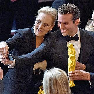 Moments Hors Caméras Oscars 2015
