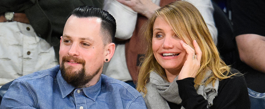 Benji Madden Will Be Wearing His Love For Cameron Diaz on His Chest Forever