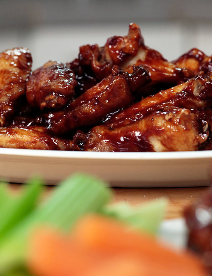 Buffalo Wild Wings' Honey-Barbecue Wings | The Best Copycat Chicken ...