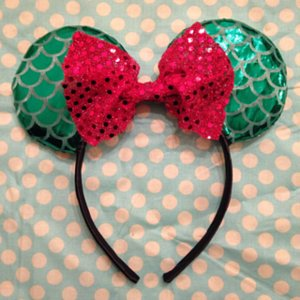 Custom Mickey Ears Ideas