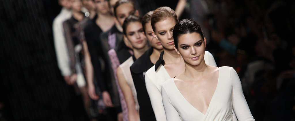 "Kendall Jenner Had NYFW's Most ""Liked"" Instagram"