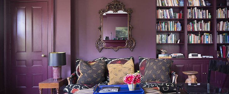 Tips and Tricks For Decorating With the Color Purple