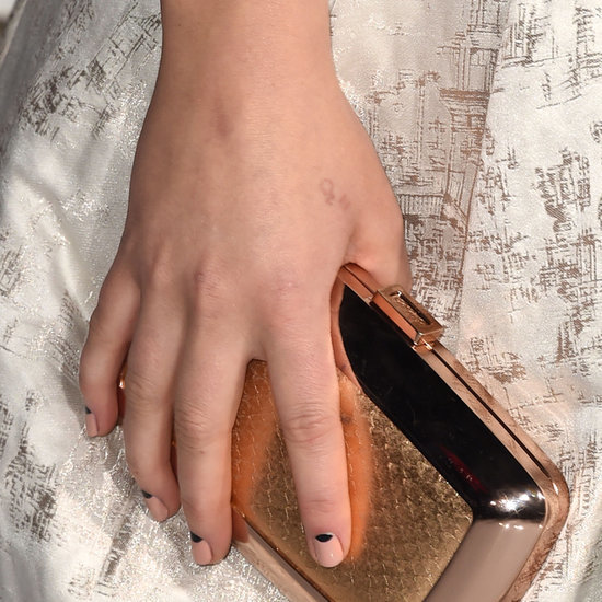 Celebrity Nail Art Pictures