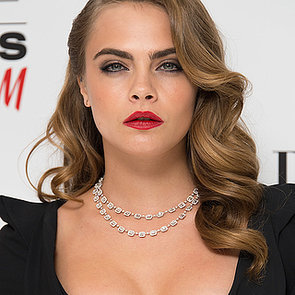 Elle Style Awards Celebrity Hair and Makeup 2015