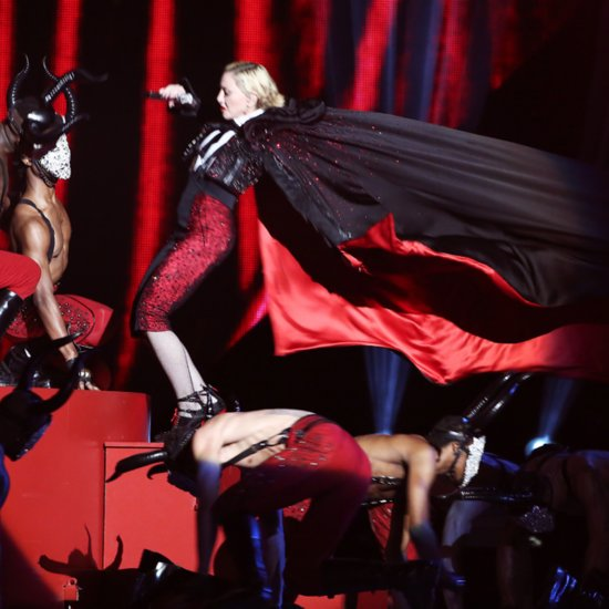 Will Any of This Year's Brit Awards Moments Top Madonna's Dramatic Fall?