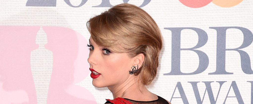 Taylor Swift Just Solved the Up 'Do Issue For Women With Short Hair