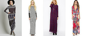 Get Spring Ready With These Trusty Transitional Maxi Dresses