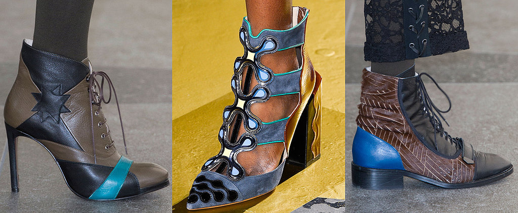 These Runway Shoes Were Made For a Lot More Than Walking