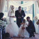 This Groom's Vows to His New Stepdaughter Will Have You Reaching For the Tissues